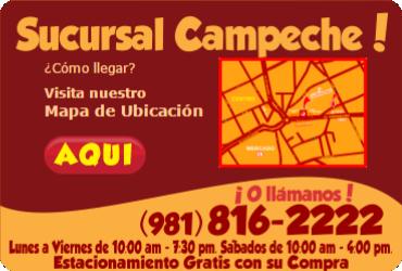 Globimax Campeche